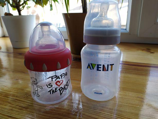 Бутылочка для кормления Авент , Вibi