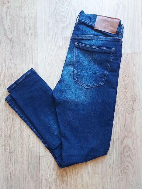 Spodnie jeansowe chłopięce. Rozmiar 152