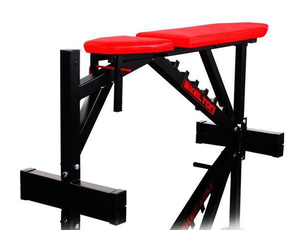 Ławka do ćwiczeń Tryton - ŁAWECZKA regulowana na siłownię