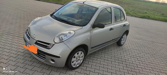 Nissan Micra LPG Rezerwacja