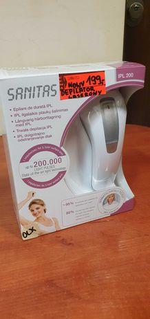 (3986/20) Depilator laserowy Sanitas IPL 200