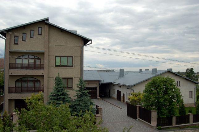 Будинок та приміщення під Тернополем