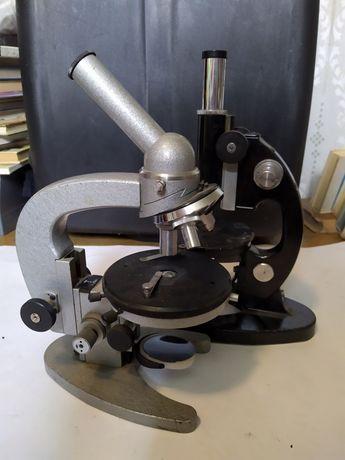 Микроскоп Ломо, МУ