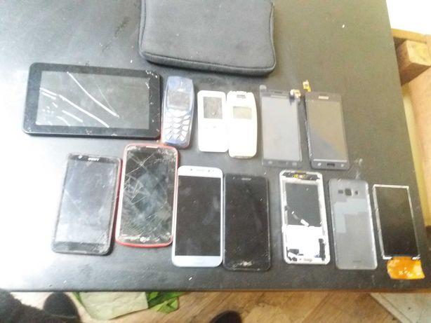 Wszystkie Telefony komórkowe