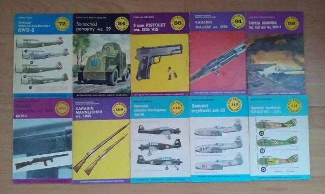 Typy broni i uzbrojenia TBiU