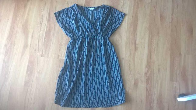 Sukienka do karmienia ciążowa h&m rozmiar S