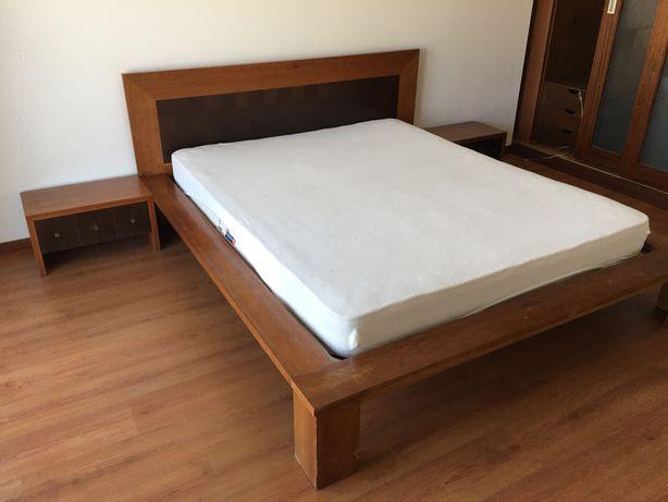 Mobília quarto de casal com cabeceiras