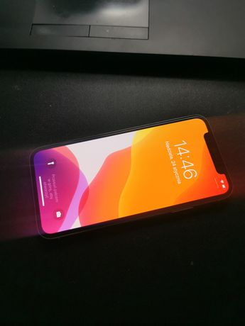 Telefon Apple IPhone X 256GB - Tanio