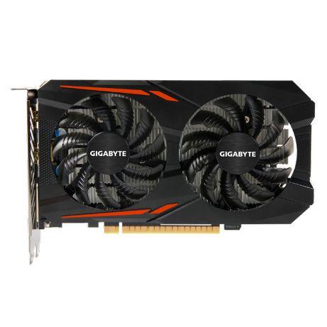 Гарантія 12 міс! Відеокарта GIGABYTE GeForce GTX 1050 Ti OC 4G