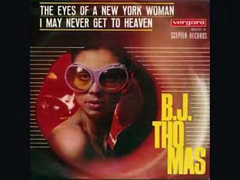 b.j. thomas the eyes of a new york woman