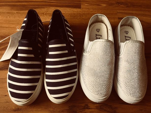 2 X Nowe Buty rozm 39