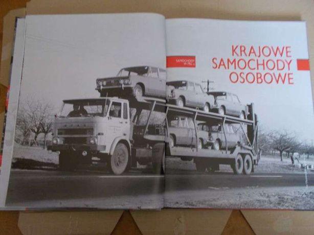 Nowy album samochody w PRL-U 120 stron