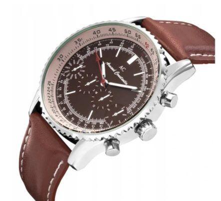 ARNAUD CONSTANTIN Klasyczny Zegarek męski - 3 kol