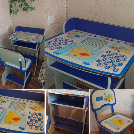Продается парта,стол и стул для ребенка