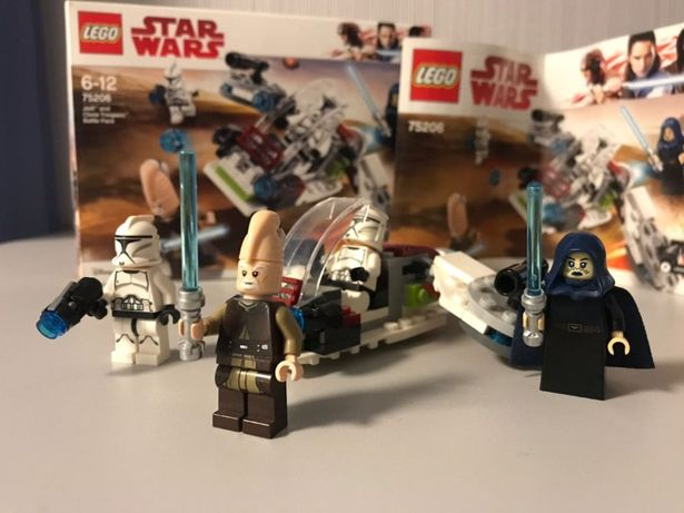 LEGO Star Wars 75206 оригинальные