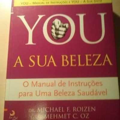 """Dr Oz - """" You - a sua beleza"""", portes incluídos"""