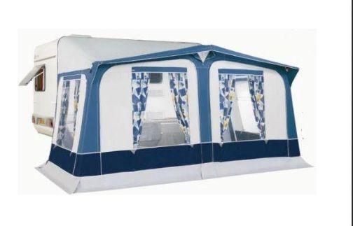 PACIFIQUE 250 Przedsionek Pełny namiot 825 cm