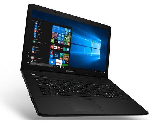 """Ноутбук Medion P7648 (i7-8550U, 16GB RAM, 128GB SSD+1TB HDD, екран19"""")"""