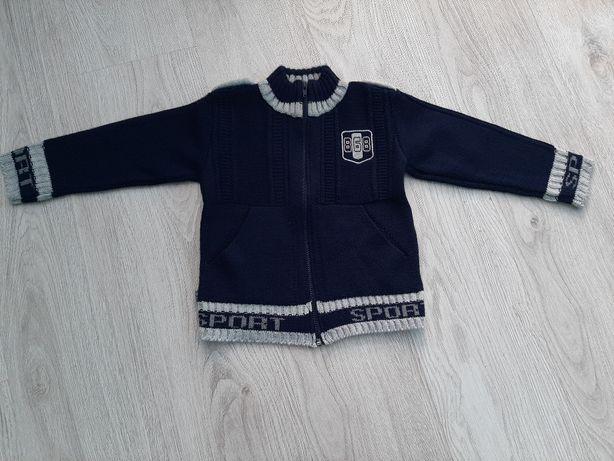Sweter rozmiar 116
