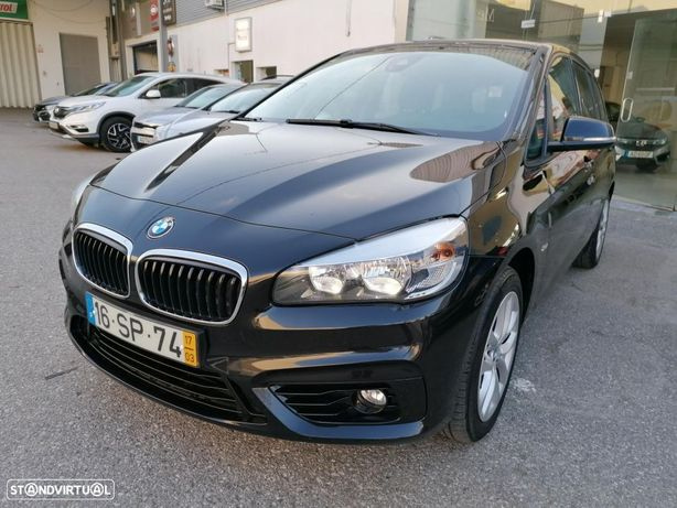 BMW 216 Active Tourer d Advantage