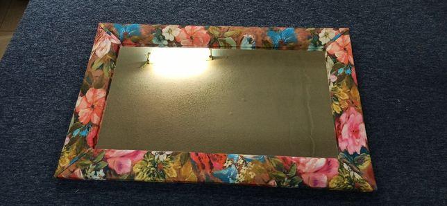 lustro tapicerowane