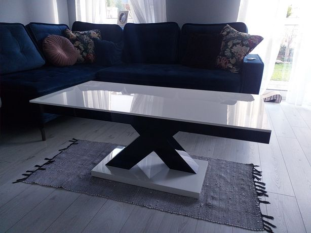 Stolik, ława, salon