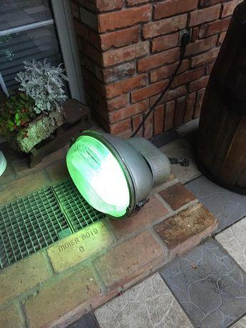 Stara lampa przemysłowa Loft Industrial