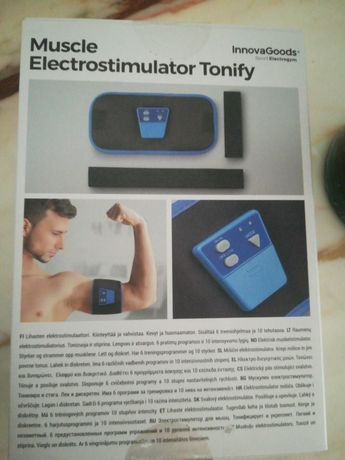 Estimulador de músculos