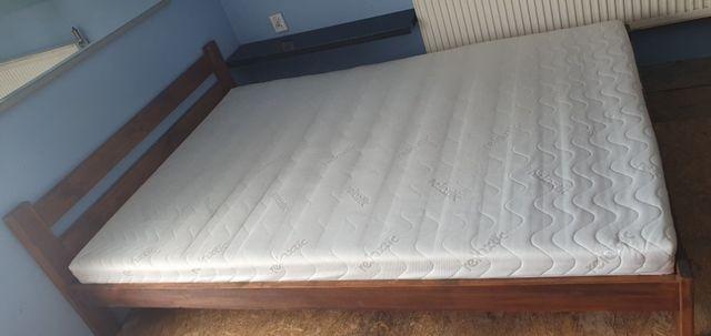 Łóżko z materacem 140X200 Sofa rozkładana