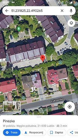 Wynajmę ciepły garaż Węglin, ul . Kielecka