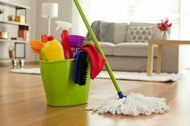 Уборка квартир, домов, офисов. Готовлю на дому. Вкусно готовить еду