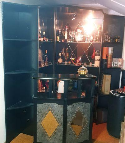 Bar de recanto - preto