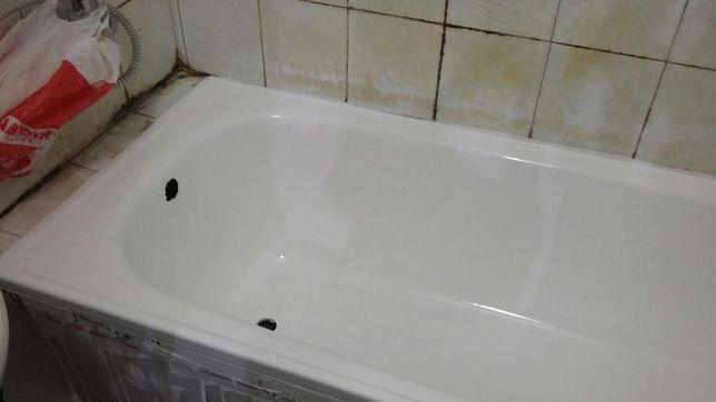 Реставрация ванн подонов Умывальников Киев и обл