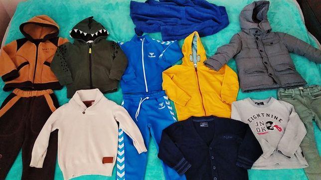 Пакет набор одежды вещей для мальчика 2-3,5 года (куртка, Костюмы и др