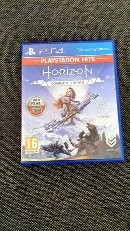 Horizon Zero Dawn Complete Edition PS4 PL