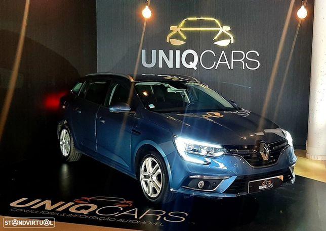 Renault Mégane Sport Tourer 1.5 dCi Intens