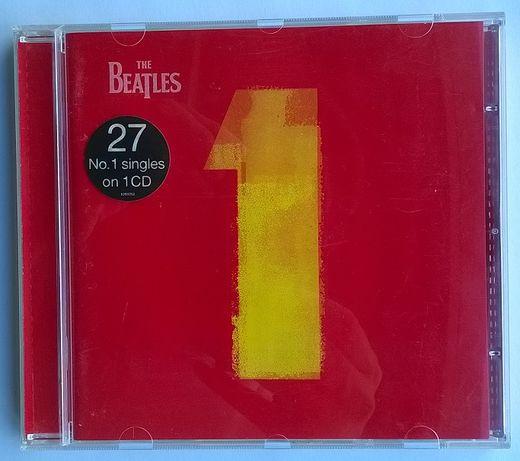 CD The Beatles - Nº 1