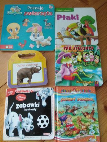 Książeczki dla dzieci o zwierzętach