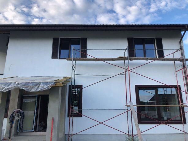 Утеплення будинків, фасадні роботи.