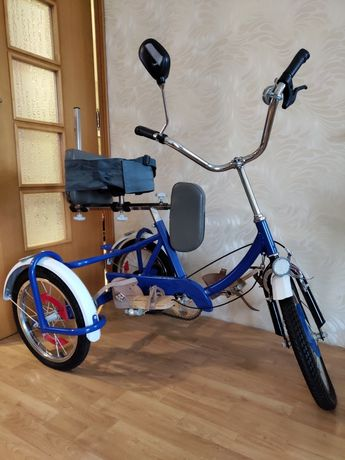 Велосипед для детей с ДЦП