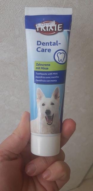 Зубная паста для собак Trixe