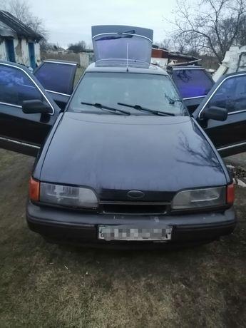 Форд скорпио 2.5 дизель 1985 г