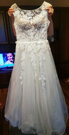 Suknia ślubna ! Nowa