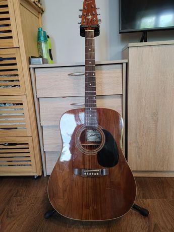 Gitara akustyczna Montana M18W made in Kora