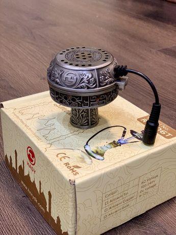 Электрическая табачная чаша для кальяна
