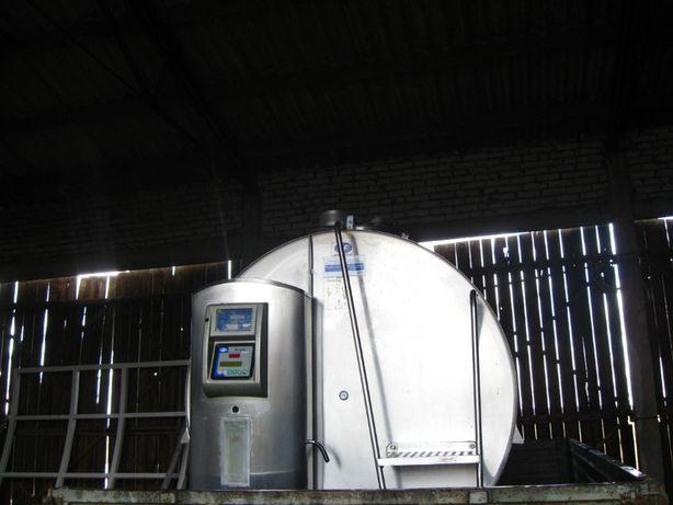 Schładzalnik zbiornik na mleko Westfalia gea japy kryos 2500l 2650