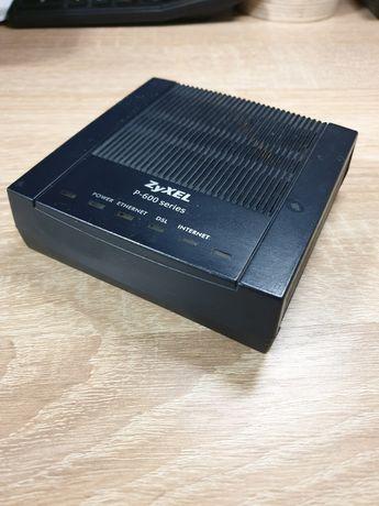 Модем ADSL2+ Zyxel P660RT2 EE роутер маршрутизатор