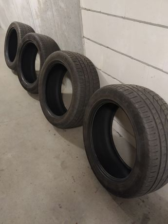 Continental Cross Contact UHP 275/45 R20 110W - letnie