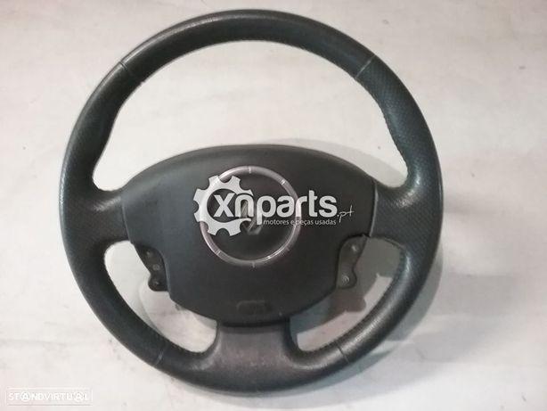 Airbag com volante em Pele RENAULT MEGANE II 2003 - 2009 Usado