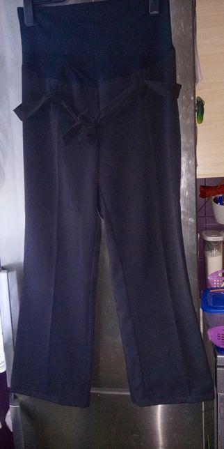 Spodnie ciążowe eleganckie 42/44